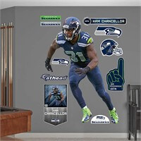 Seattle Seahawks Kam Chancellor Fan Gear and Memorabilia