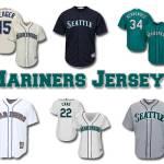 Seattle Mariners Jerseys