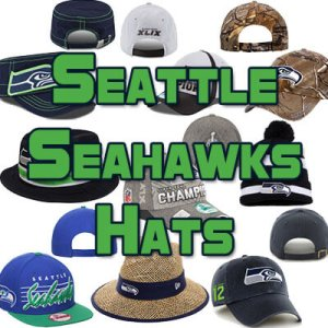 Seattle Seahawks Hats for the 12th Man