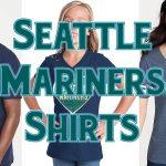 Seattle Mariners Shirts
