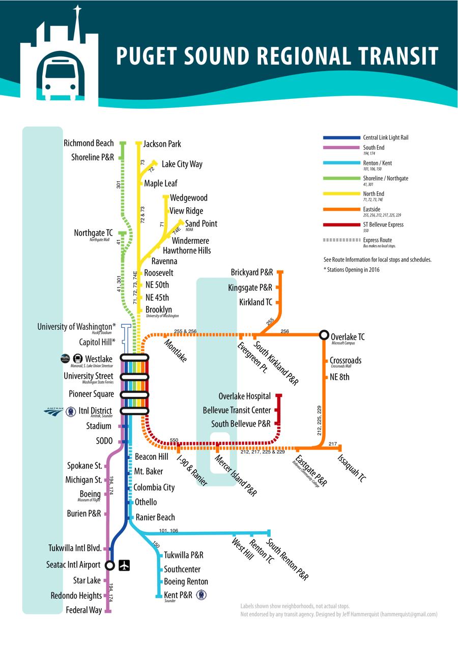transit map concept asfd. rethinking metro's maps