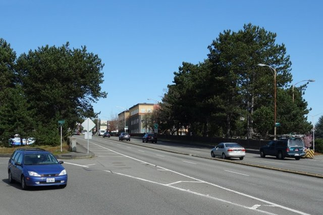 Fremont Ave Ramp