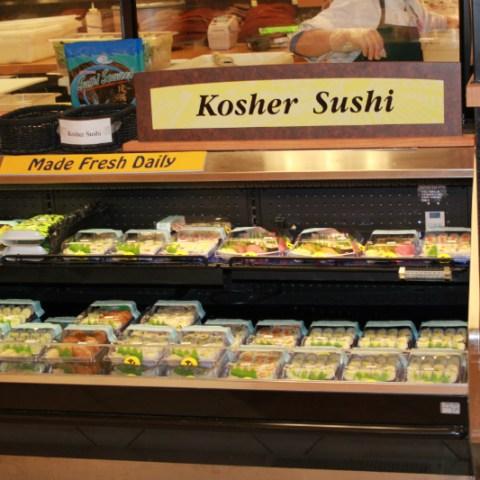 qfc kosher sushi 2