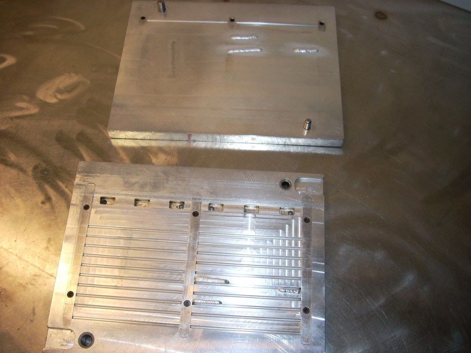 Aerospace welding custom work