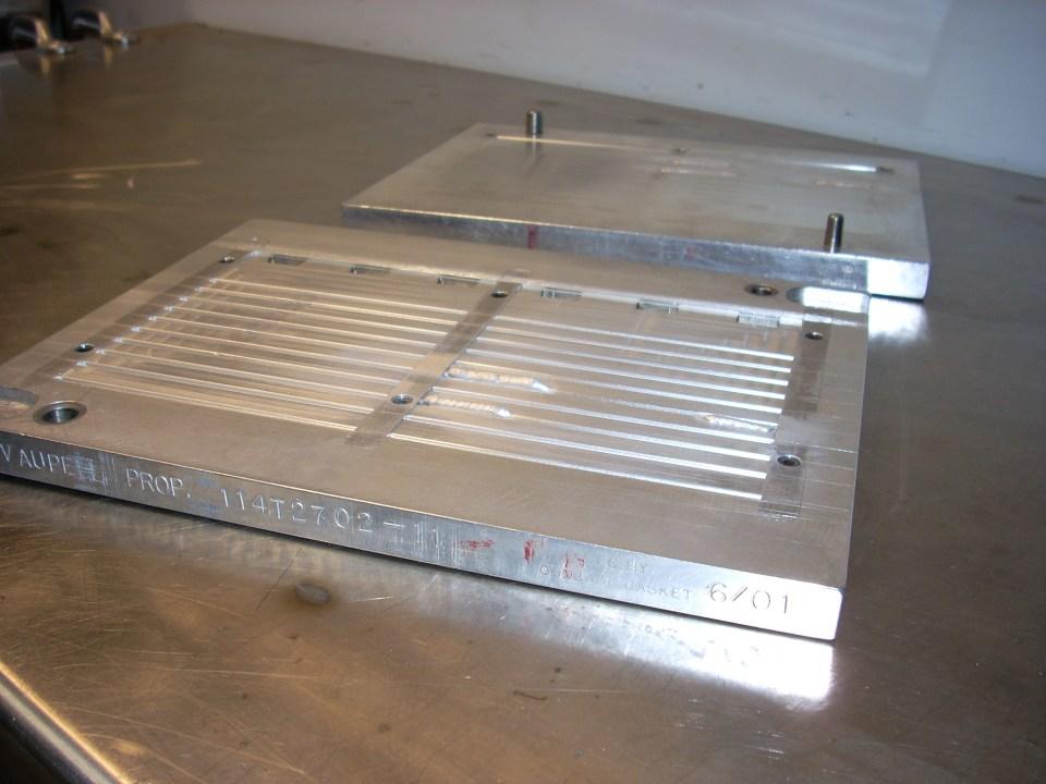 Aerospace Fabrication of aluminium parts