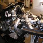 Custom Motorsports engine re-build
