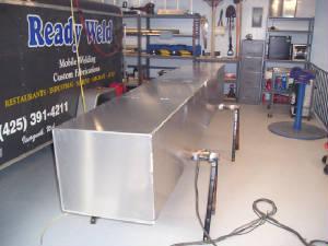 Storage Tanks Custom made by ReadyWeld