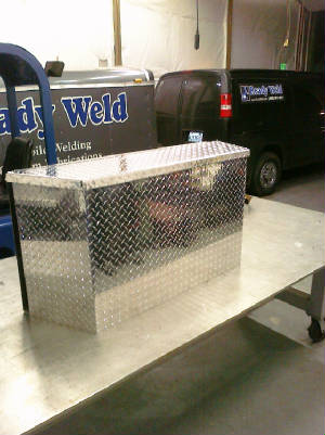 Diamond Box newly built