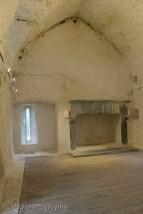 Aughnanure Castle, Main Room - (C) Marta Stoklosa