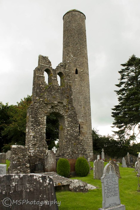 Donaghmore Church - (C) Marta Stoklosa