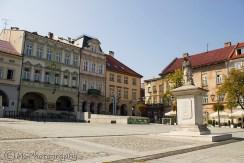 Bielsko-Biała - Market Square - (C) Marta Stoklosa