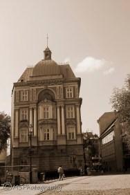 Bielsko-Biała - Burda's Tenement - (C) Marta Stoklosa
