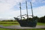 National Famine Monument in Murrisk - (C) Marta Stoklosa