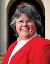 ChristineBerteroLandis - Christine Bertero Landis, A trailblazer from Seaver College