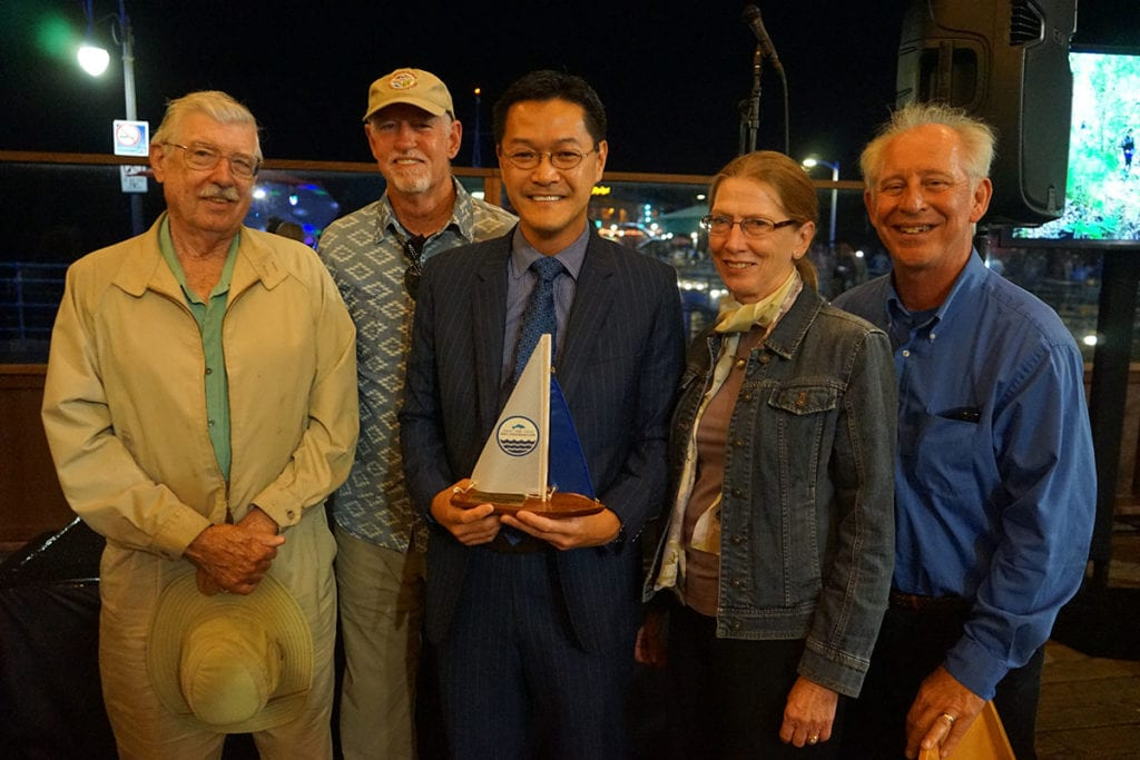 LMU's Coastal Connections awardees