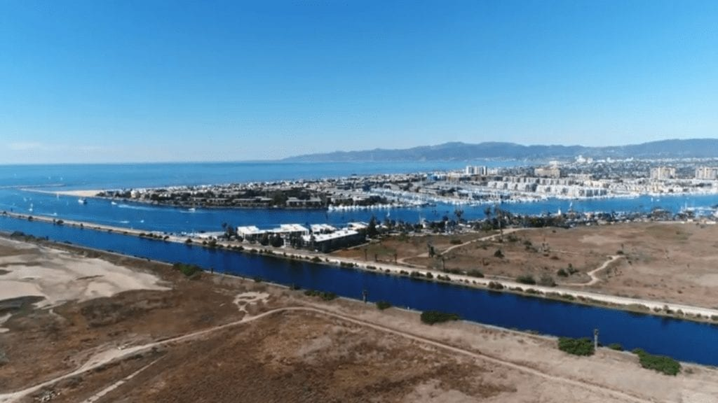 IMG 4834 - LMU Partners with The Bay Foundation to Launch Coastal Research Institute