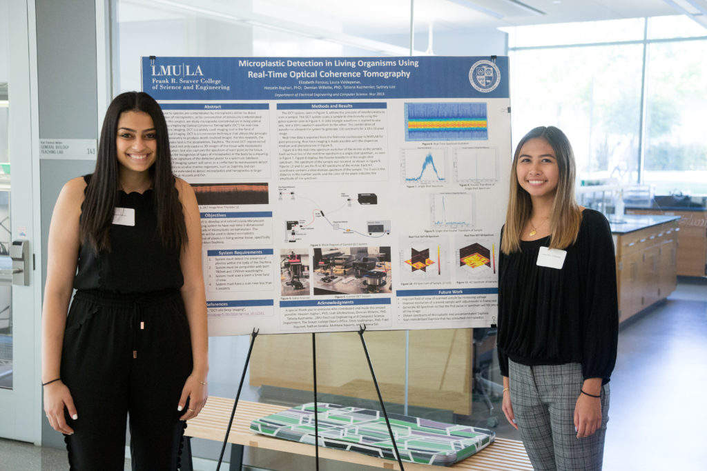Seaver Engineering Design Showcase