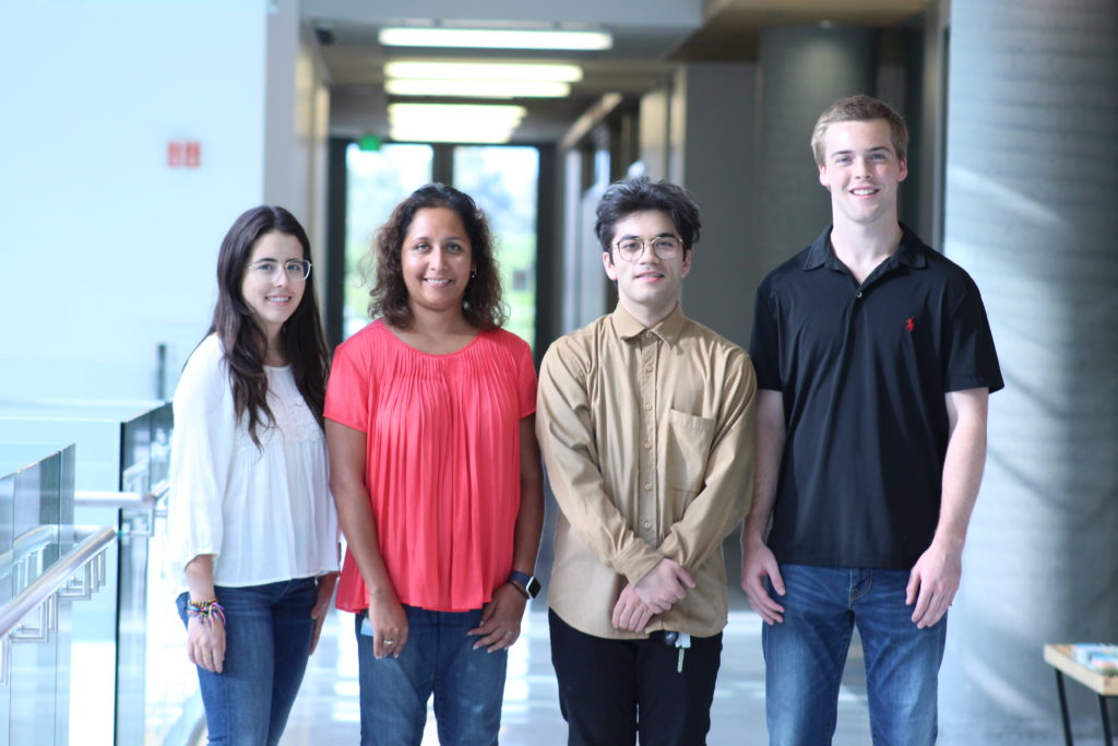 Dr. Dabir and co-authors