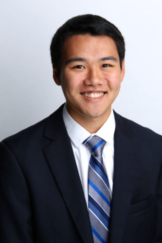 Headshot of alumnus Chasen Himeda