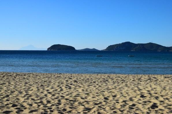 Glastres beach, Palio Kavalas