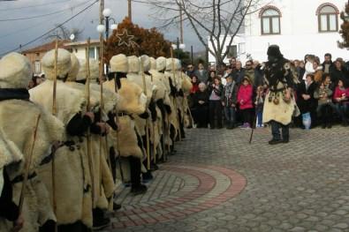 Момогери города Драма - Понтийский народный обычай Греции