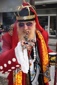 Король карнавала - Карнавал в Ксанти, Греция