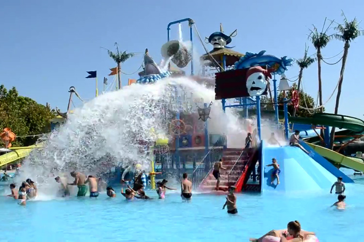 Pirates Island - Waterland Thessaloniki