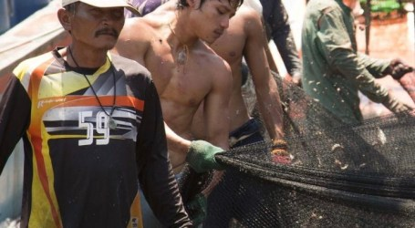 Was your seafood caught by slaves?