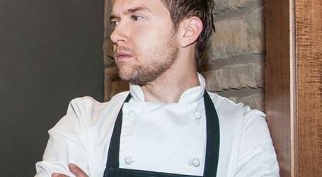 Alberta-proud Chef Darren MacLean at BC Seafood Festival