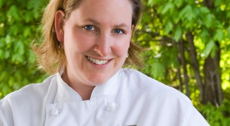 Chef Dawn McRae will be at BC Seafood Expo
