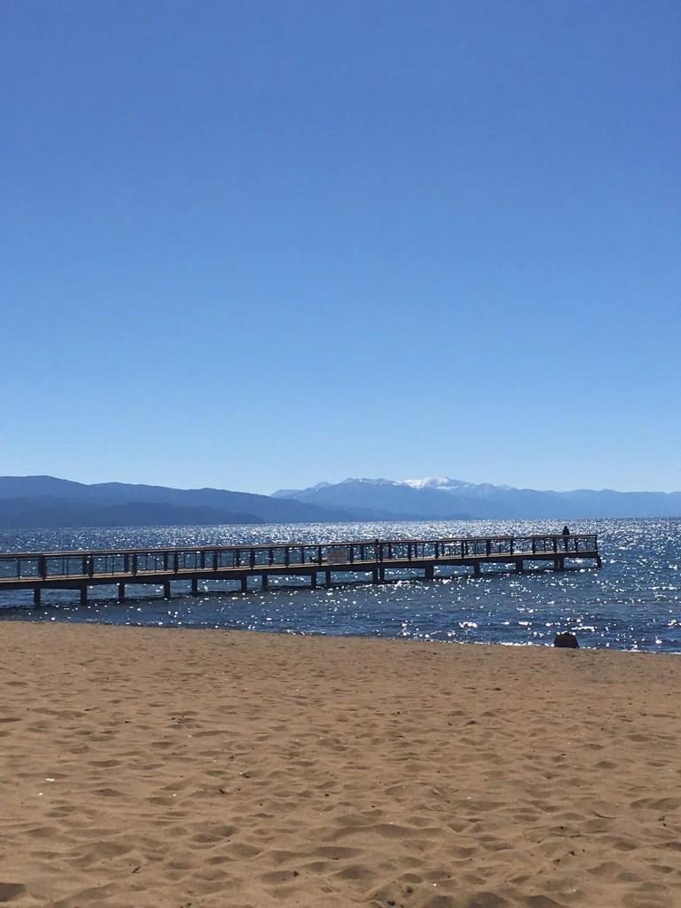 kings beach lac tahoe californie
