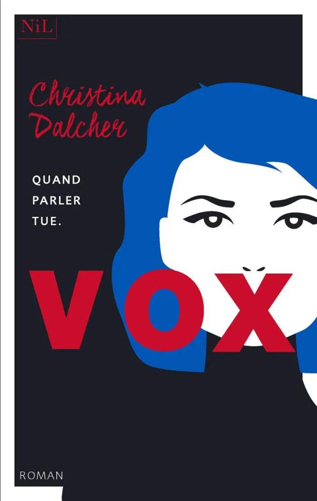 Livre Vox de Christina Dalcher