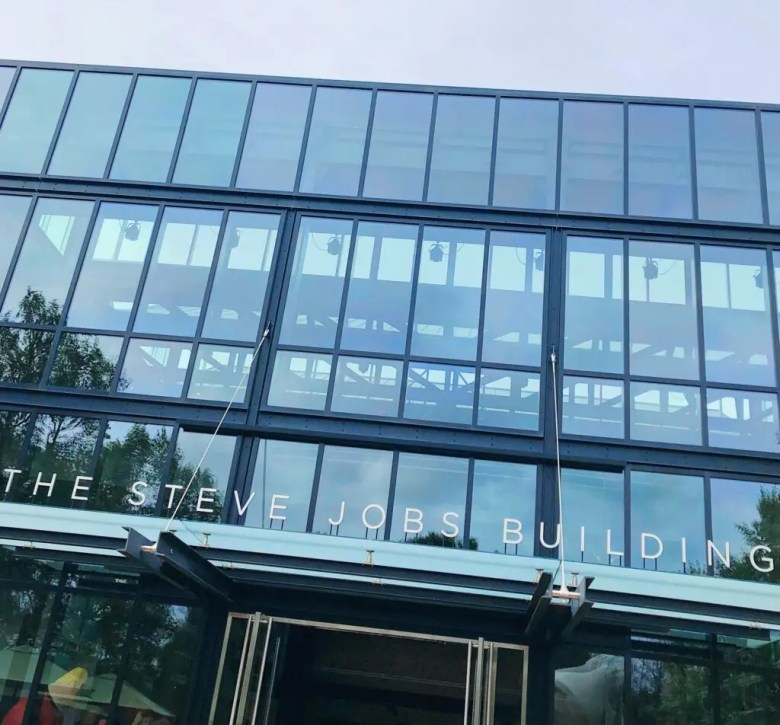Bâtiment Steve Jobs de Pixar à Emeryville