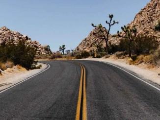 route californie