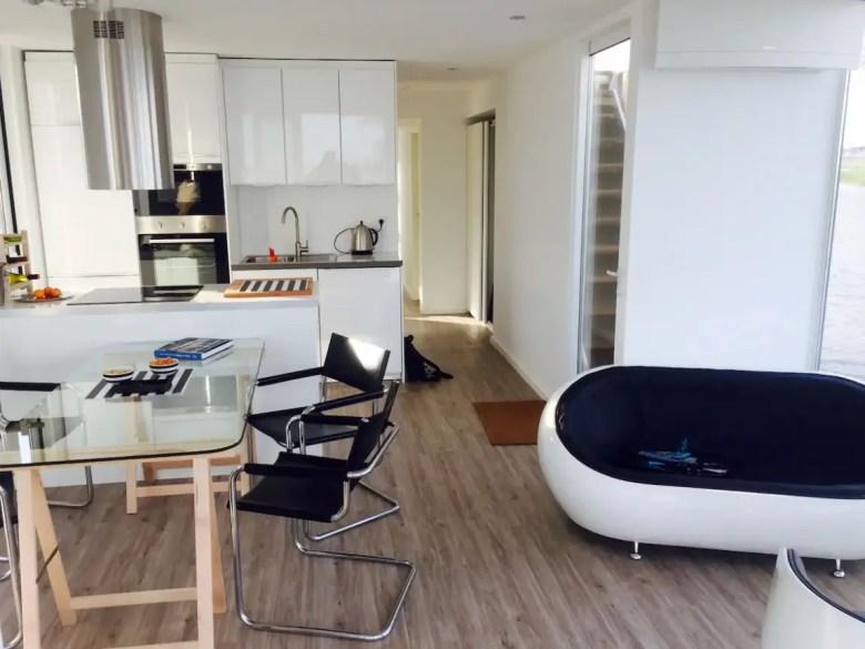 homeboat logements insolites belgique