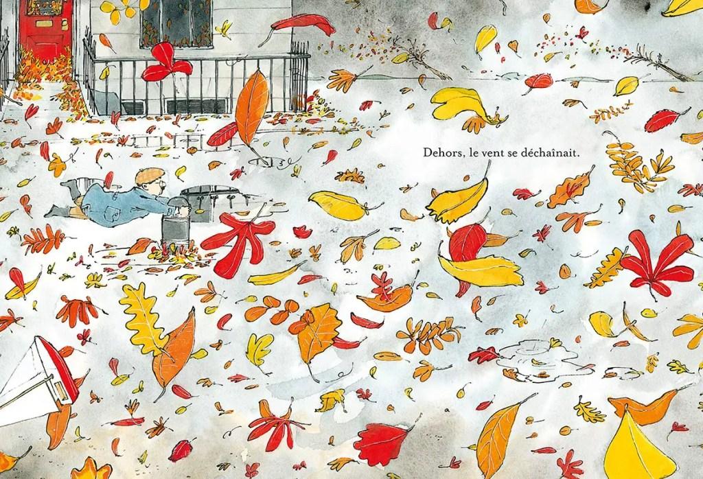 livre enfants automne