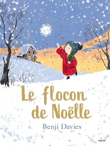 flocon de Noëlle livre enfants noël