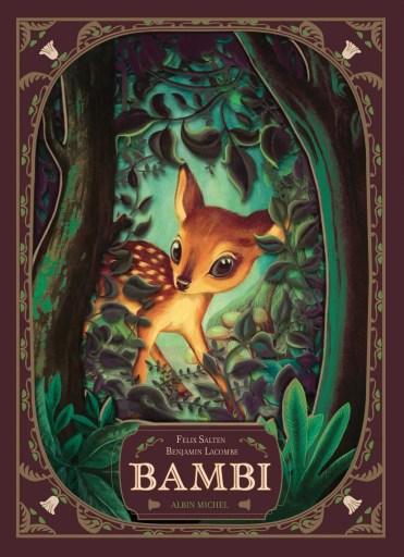 bambi livres 4 ans