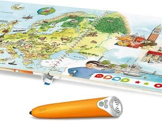 TipToi livre jeu interactif