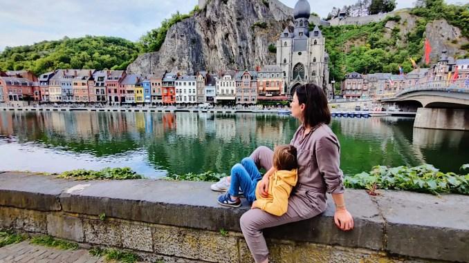 à faire en famille en Belgique: Dinant -