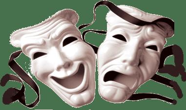 greek-masks