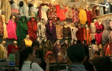 Pakaian Murah di Pasar Andir Bandung
