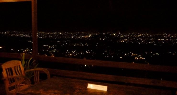 Panorama Indah di Lisung Bandung