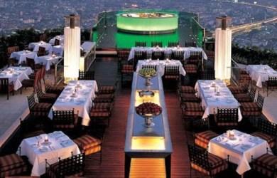 Tempat Makan Malam Romantis Bandung