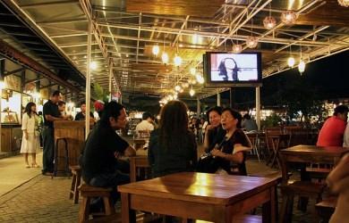 Tempat Makan Nongkrong di Bandung