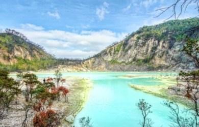 Wisata Bandung Kawah Putih