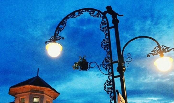 Lampu Penerang Jalan ala Praha