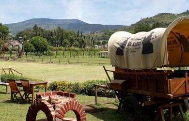 Tiket De'Ranch Lembang