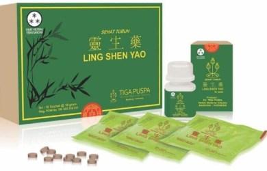 Ling Shen Yao Bandung