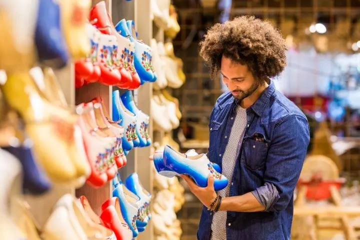 netherlands souvenir shop